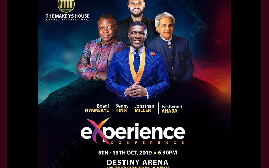 Benny Hinn headlines 'Experience Conference 2019' at The